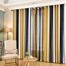 stripes yellow curtains for bedroom cute yellow curtains for