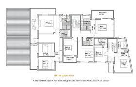 single floor home plans modern single story house plans ghanko