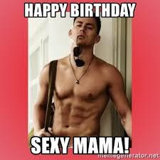 Sexy Birthday Meme - sexy happy birthday meme