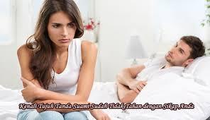 kenali tujuh tanda suami sudah tidak tahan dengan sikap anda