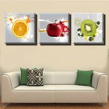 Paintings For Living Room by Amazon Com Lyglo Canvas Prints Bright And Vibrant Fruit Canvas