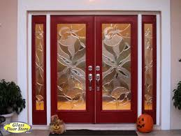 Glass Inserts For Exterior Doors Front Entry Doors With Sidelights Ta