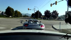 porsche carrera gt project code 980 sound and speed youtube