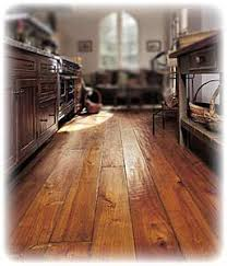 the rustic look of scraped hardwood flooring hickory