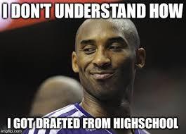 Kobe Bryant Memes - kobe bryant sucks memes imgflip