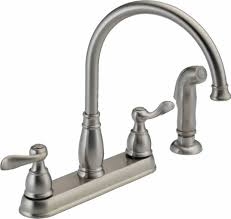 Fixing Moen Kitchen Faucet Kitchen Faucet Leaking From Base How To Fix A Leaky Kitchen Faucet