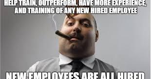Employee Meme - one common reason good employees quit attn