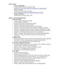 Keywords For Resumes William A Storer Cv Resume August 2016