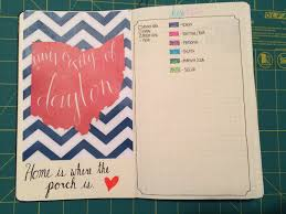 2016 bullet journal setup krutsick klass