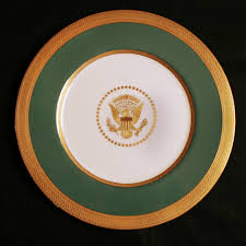 house plate the 9 most beautiful examples of white house china