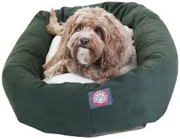 dog nesting bed bagel nesting bed dog puppy supplies