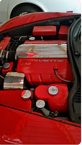c6 corvette engine c6 corvette painted complete engine kit rpidesigns com