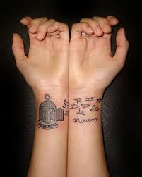 curiosities amazing couples tattoos