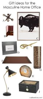 must have home items 10 must have decor pieces for your masculine home office designed