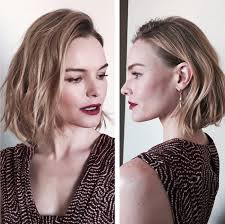 cut and inch off hair kate bosworth cuts 12 inches off her hair life style
