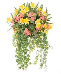 hanging flowers tom butler flower hire service artificial flower displays