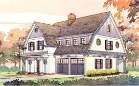 dutch colonial style baby nursery gambrel roof house plans story passive solar