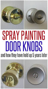 Best Way To Paint Cabinet Doors by Best 25 Paint Doors Ideas On Pinterest Spray Paint Cabinets