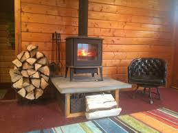 Living Rooms With Wood Burning Stoves with Cozy By The Woodstove How To Stay Toasty And Not Burn Your House Down