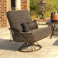 Cast Aluminum Patio Furniture Patio Furniture Swivel Rocking Chairs St By Luxury Cast Aluminum
