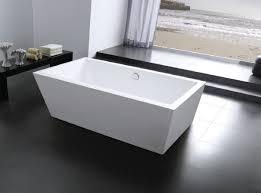 stand alone tubs  rustic bathroom design with victoria remodeling  with modern open theme bathroom design with canadian  inch stand alone bathtub  solid rectangular shaped design solid rectangular shaped design  from cynthiavardhancom