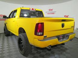 Dodge Ram Yellow - new ram 1500 sport 2016 for sale pauls valley ok d334082