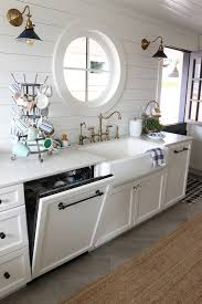kitchen sink cabinet with dishwasher kitchen remodel tip panel ready dishwasher the inspired room
