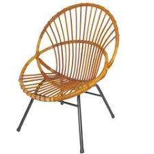 rattan hanging chair rohe noordwolde the netherlands 1960 u0027s at 1stdibs