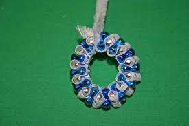 funezcrafts beaded christmas wreath