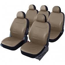housse siege auto monospace housse de siège auto monospace boston simili cuir beige