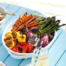 Roasted Vegetables Barefoot Contessa by Grilled Vegetable Platter Recipe Taste Of Home