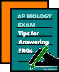 Answering The Essay Short Answer Exam Question Quality Writing by Tips For Answering Ap Biology Free Response Questions Clear Biology