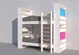 Modular Bunk Beds This Modular Bunk Bed Called Kajüttenbett By Swiss Roland Jaggi