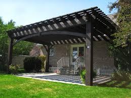Solid Roof Pergola Kits by 20 Winning Pavilions Pergolas Gazebos Arbors U0026 Awnings