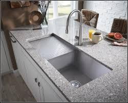 elkay kitchen sinks undermount elkay undermount corner kitchen sink sinks and faucets home