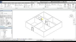 make a simple home in revit tutorial 1 youtube