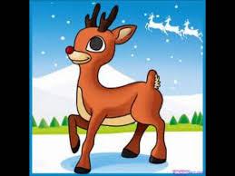 rudolph red nosed reindeer lyrics