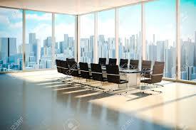 le bureau lumi鑽e du jour intérieur de bureau moderne avec une lumière du jour sans fin