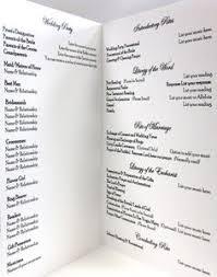 catholic wedding ceremony programs catholic mass wedding program catholic wedding wedding
