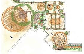 courtyard plans functional courtyard garden design