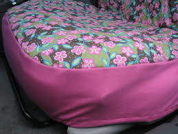 How To Sew Car Upholstery Car Seat Covers 9 Steps