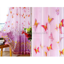 Butterfly Curtains For Kids Room  Best Kids Room Furniture - Butterfly kids room