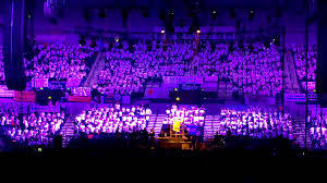 young voices 2015 sheffield arena 23 01 2015 youtube