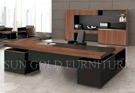 bureau massif moderne bureau massif moderne bureau secractaire design des meubles de