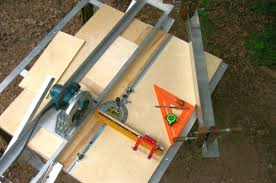 portable track saw table from scratch homemade power bench the track saw forum