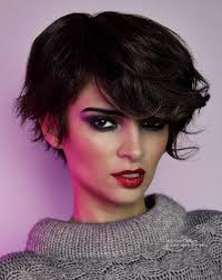 hair styles that are easy to maintain very easy to maintain short hair cut with a razor and with