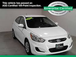 used white hyundai accent for sale edmunds