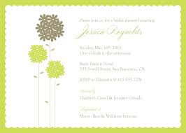 free bridal shower tea party invitation templates wedding