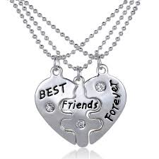 friendship heart online get cheap heart friendship necklace aliexpress