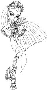 free monster high coloring pages image 51 gianfreda net